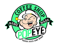 POPEYE Tea Shop