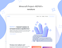 DESIGN MINECRAFT SERVER - Дизайн Майнкрафт Сервера