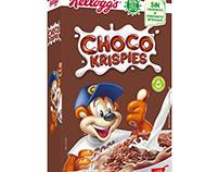 ChocoKrispies. Las Mil y una noches