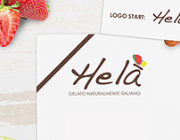 Restyling logo Helà