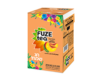 Holiday Pack for 'Fuze Tea'