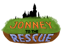 Jonney to the Rescue - Character and Background Concept