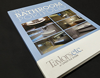 Taylors Etc Bathroom Portfolio