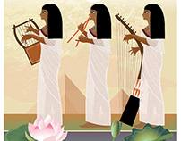 Egyptian Muses