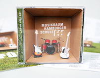 Musikraum Hamburger Schule