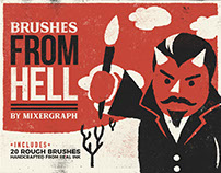 Brushes From Hell