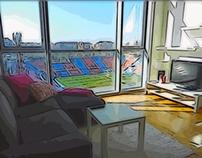 Loft Arena Multiespacio