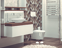 Bathroom geometry
