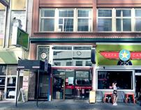 Kefa Café Rebrand