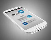 Push Up App Design