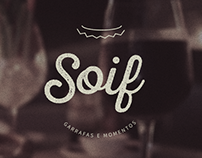 Soif - Visual Identity
