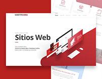 Web   Martín Vera