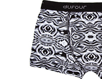 Men's boxer shorts Prints Design for Dufour (Arg.)