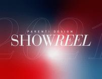 ParentiDesign: Branding Studio | Showreel 2021