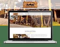 Website - Rancho do Comanche