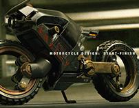 MOTORCYCLE CONCEPT DESIGN TUTORIAL