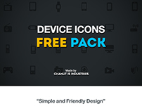 FREE! Device icons pack by Chanut-is-Industries