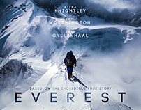 Everest Concept Movie Poster 2015