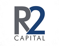 Logo Design for R2 Capital