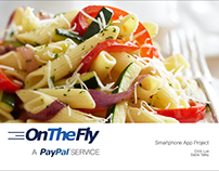 UI Design: PayPal On The Fly (AiSeattle)