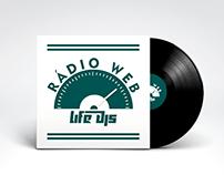 Logo | Banner | Cover Fan Page - Rádio Web Life DJS