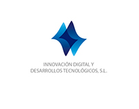 Diseño de logotipo y sello Innovación Digital
