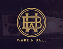 Wake'n Bake | Coffee Shop