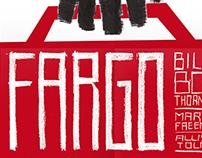 Afiche - Lanzamiento serie Fargo
