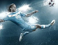 Football/Soccer - 3 / FC Dnipro promo posters