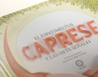 Libro álbum - El Espatimeltus Caprese - Roldán 2015