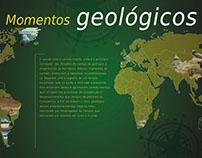 Exposição Momentos Geológicos