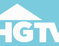 HGTV Logo Animation - Motion Design