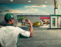 Petrobrás Promoção Camaro