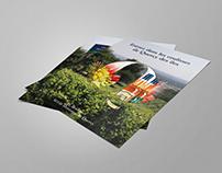 """Leaflet for """"Quercy des îles"""""""