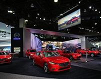 Mazda @ NAIAS 2016