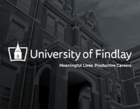 University of Findlay Rebrand
