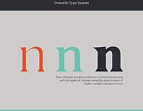 Beau Typeface V2