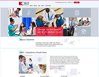 HOST - web design