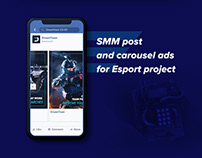 SMM for Esport