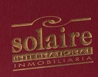 Catálogo Solaire International