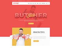 Butcher - Meat Shop OpenCart Theme