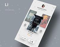 Li - Online Library App Template
