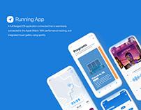 Running iOS Application