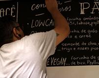 chalkwall • Grão Fino