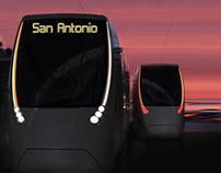 Modern Streetcar - VIA San Antonio, TX