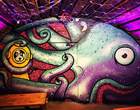Inn Deep Mural