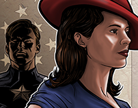 Marvel Comics: Agent Carter