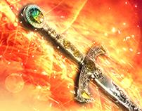 L'Épée de l'Esprit Book Cover