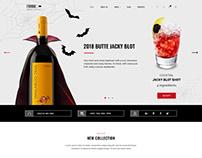 Feellio Wine Store BigCommerce Theme