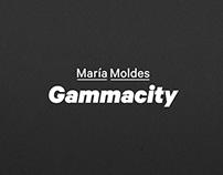 Gammacity — María Moldes